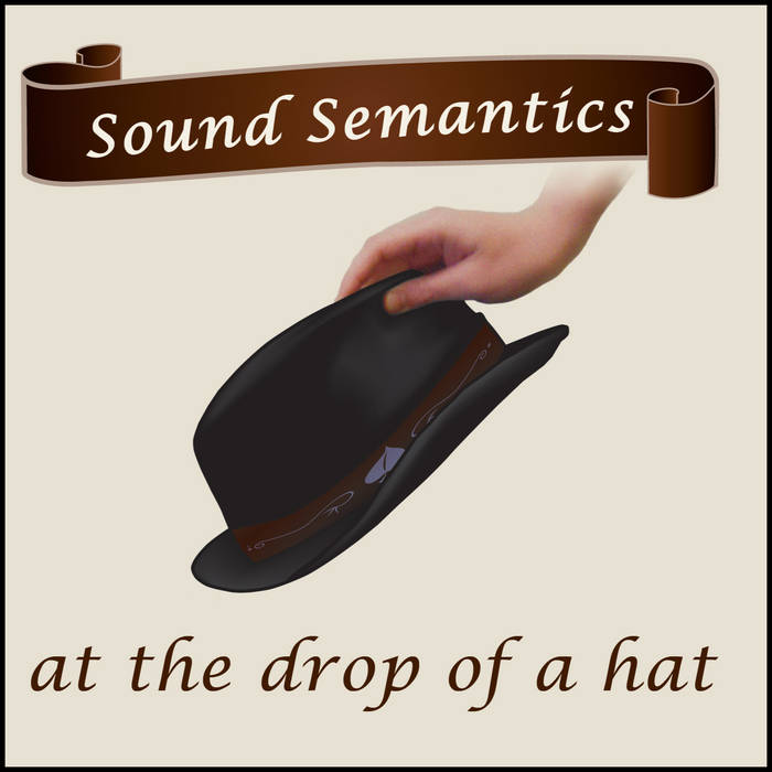 at the drop of a hat cover art