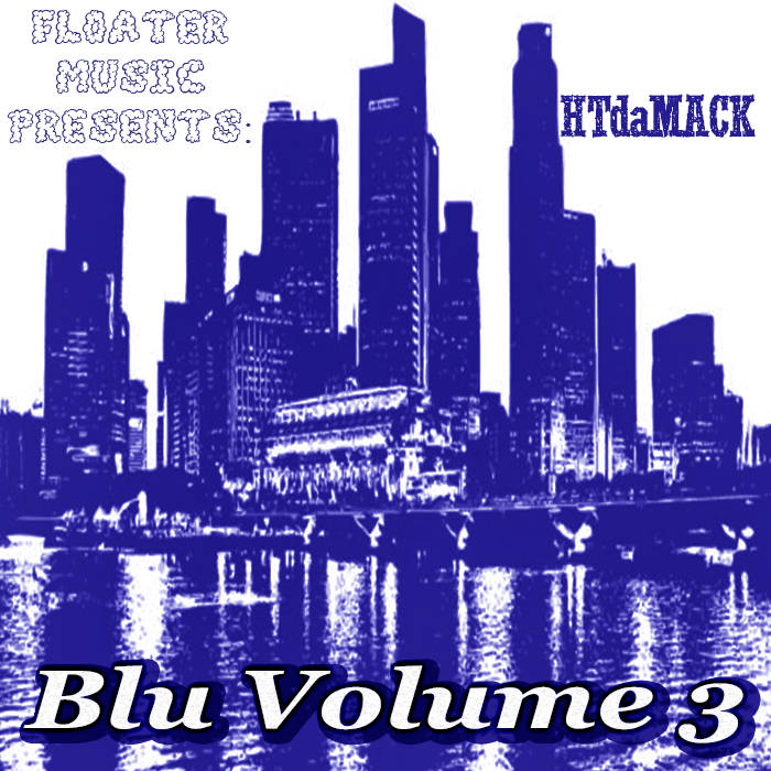 Blu Volume 3 cover art