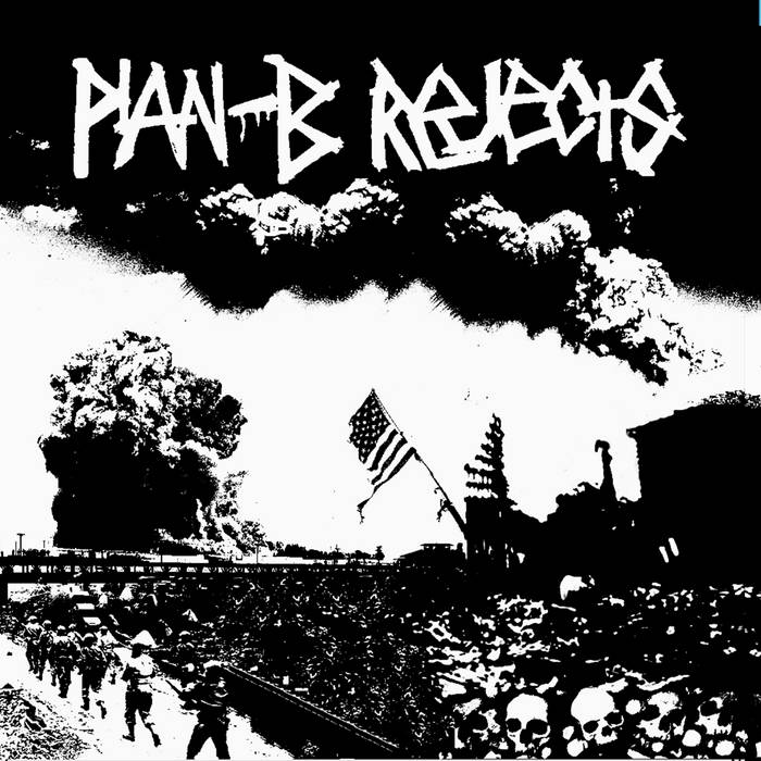Plan-B Rejects EP cover art
