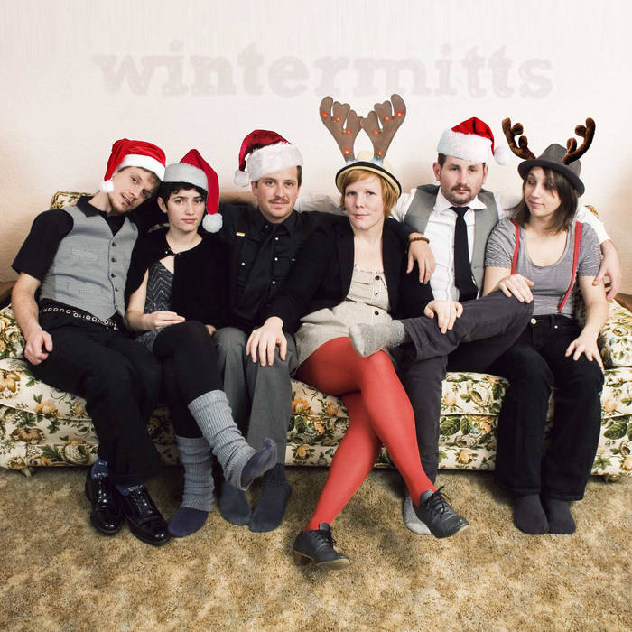 A Very Wintermitts Christmas cover art