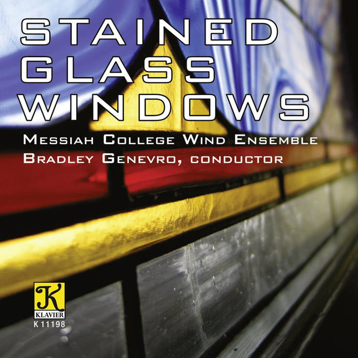 Stained Glass Windows cover art