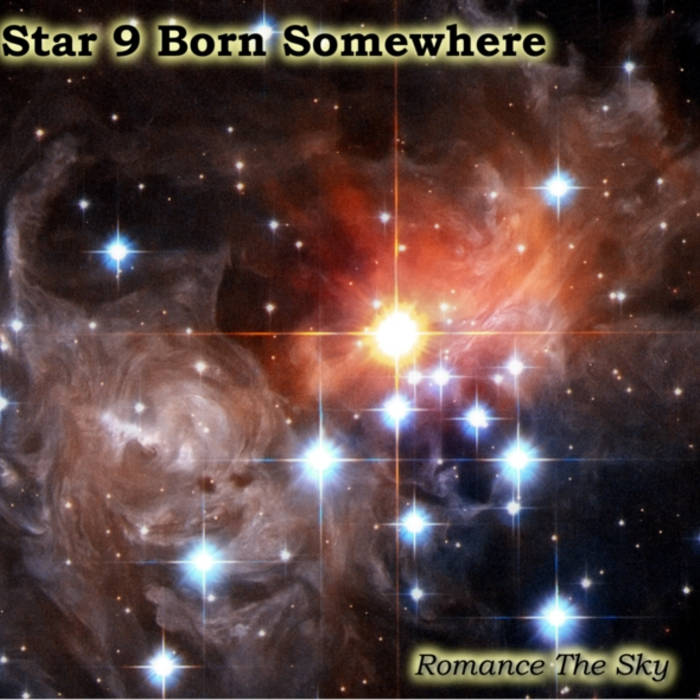Star 9 Born Somewhere cover art