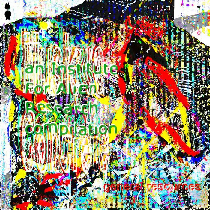 IFAR Musique Concrète general resources compilation cover art