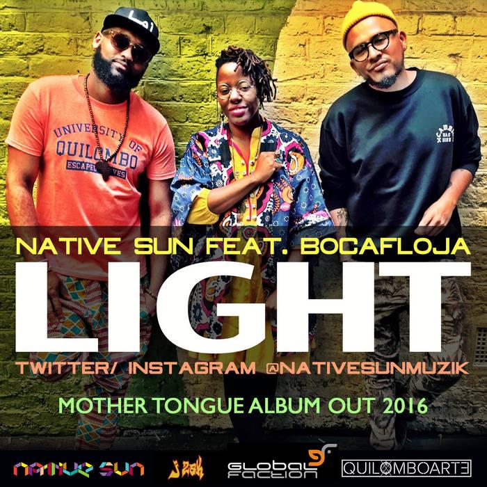 Light Feat. Bocafloja cover art