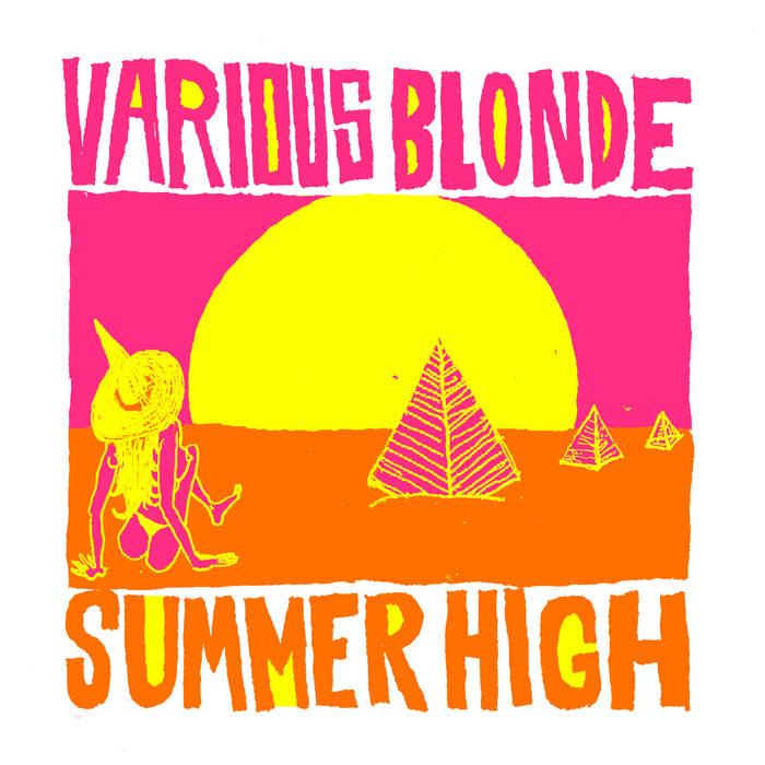Summer High cover art