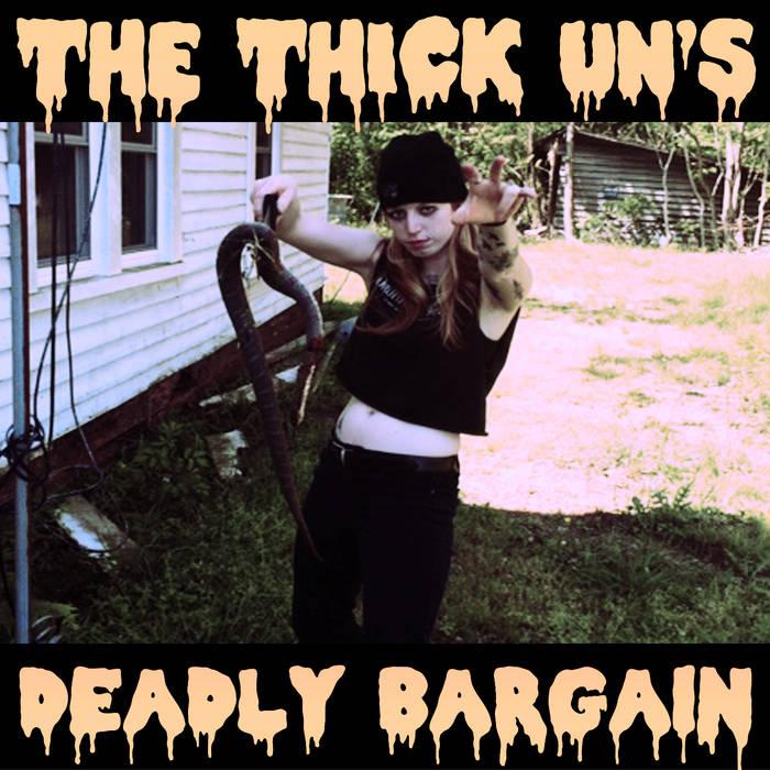 Deadly Bargain cover art