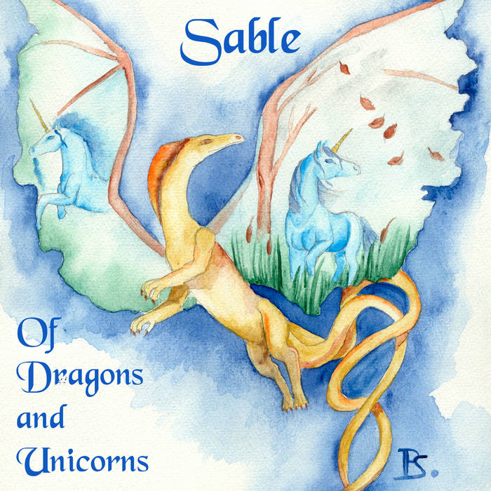 Of Dragons and Unicorns cover art