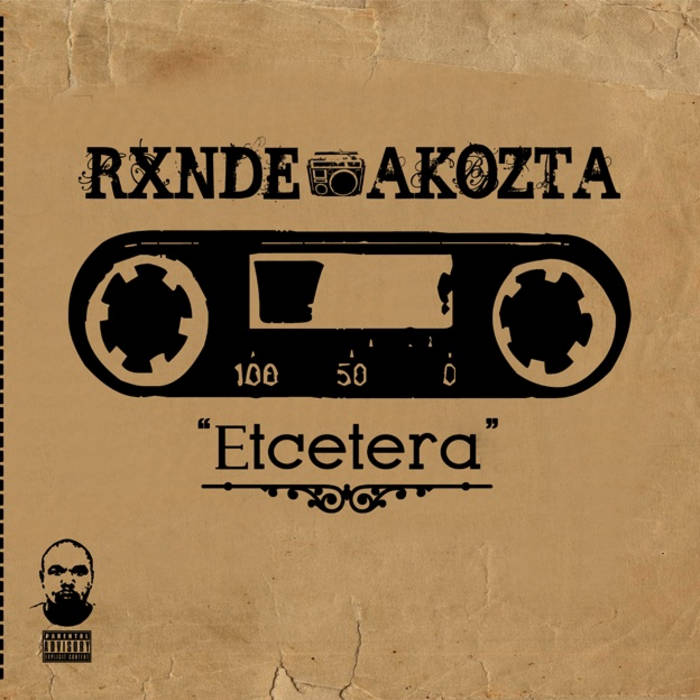 """ETCetera"" (2012) cover art"