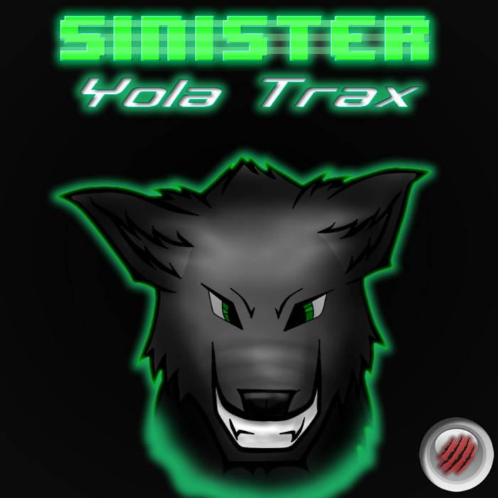 Sinister cover art
