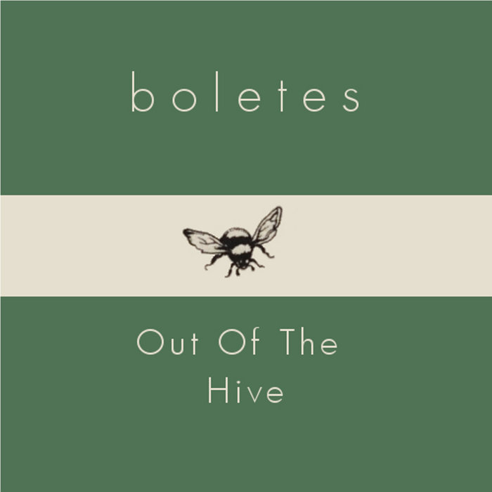 Out Of The Hive cover art