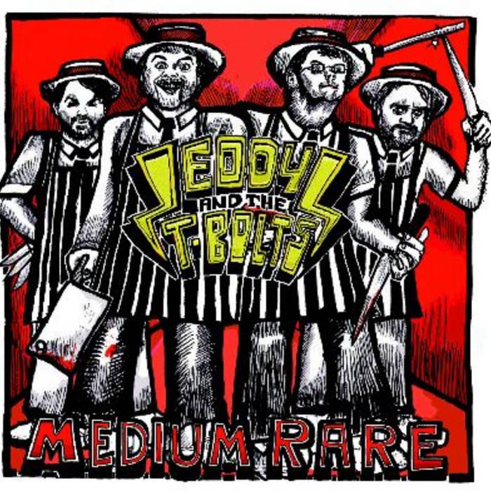 Medium Rare cover art