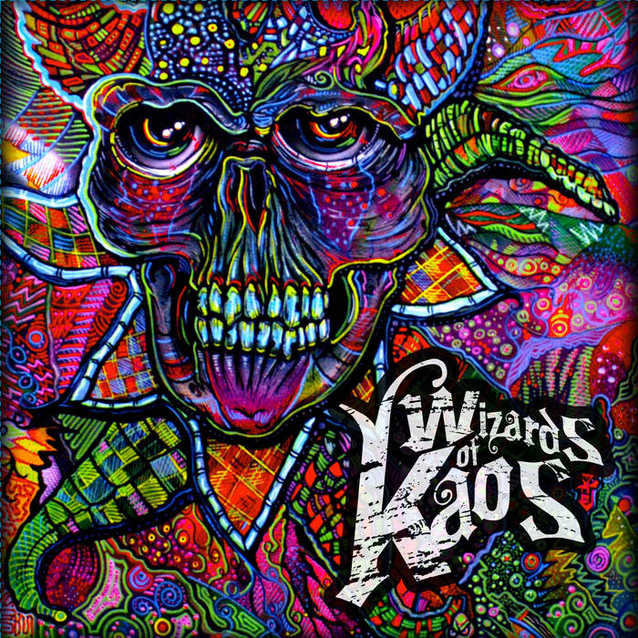 Wizards of Kaos cover art