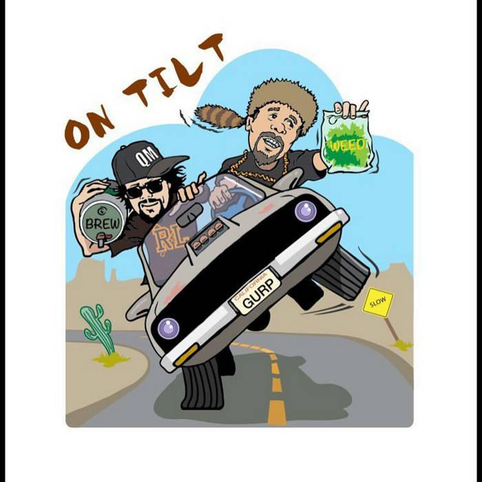 ON TILT cover art