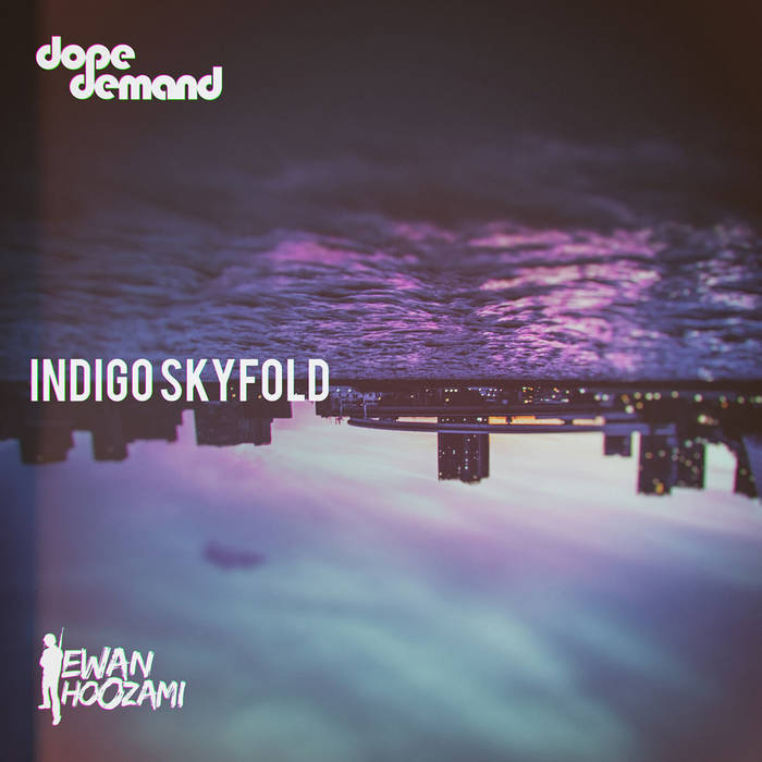 Indigo Skyfold LP cover art