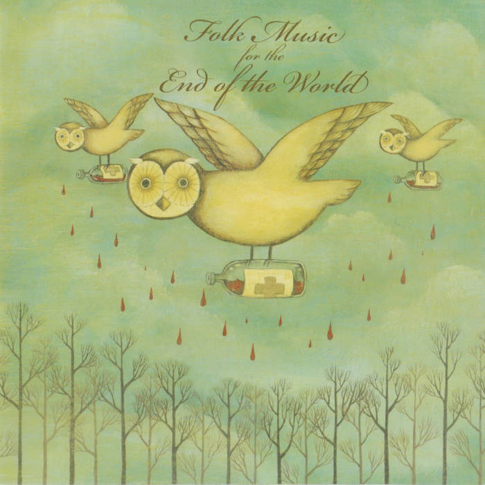 Folk Music For The End Of The World cover art