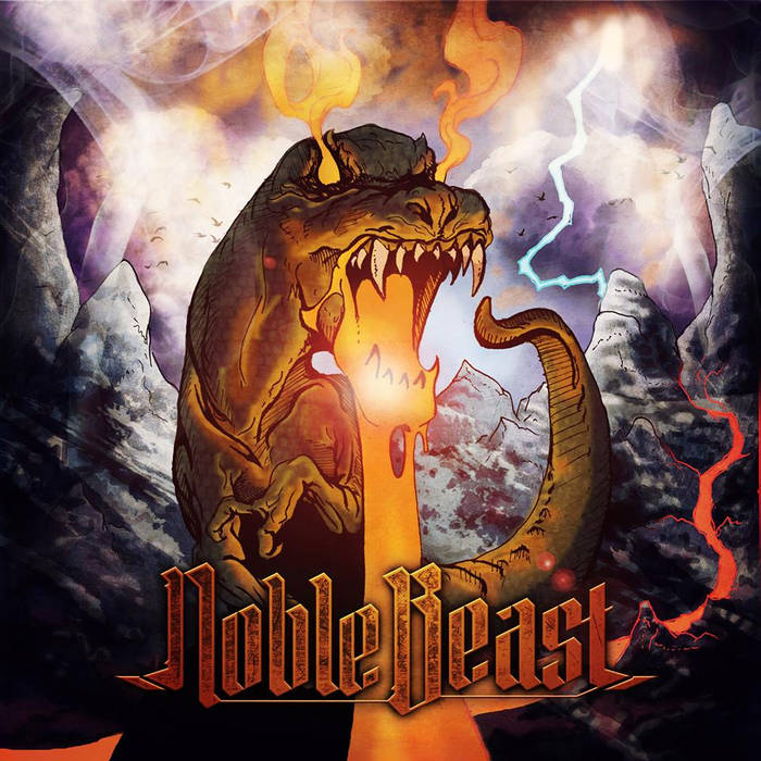 Noble Beast cover art