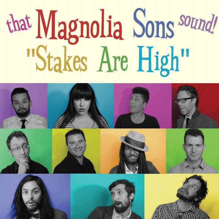 Stakes Are High cover art