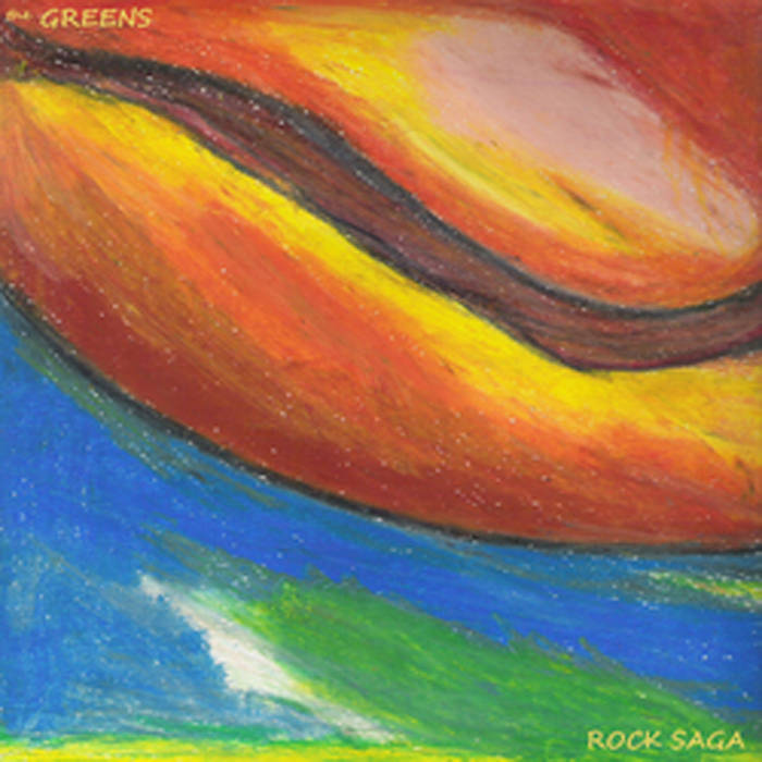 Rock Saga cover art