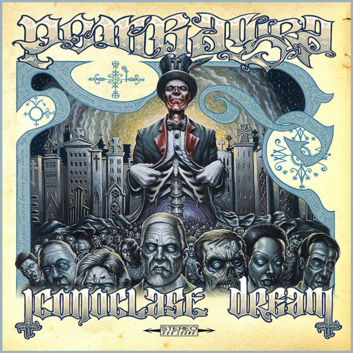 Iconoclast Dream cover art