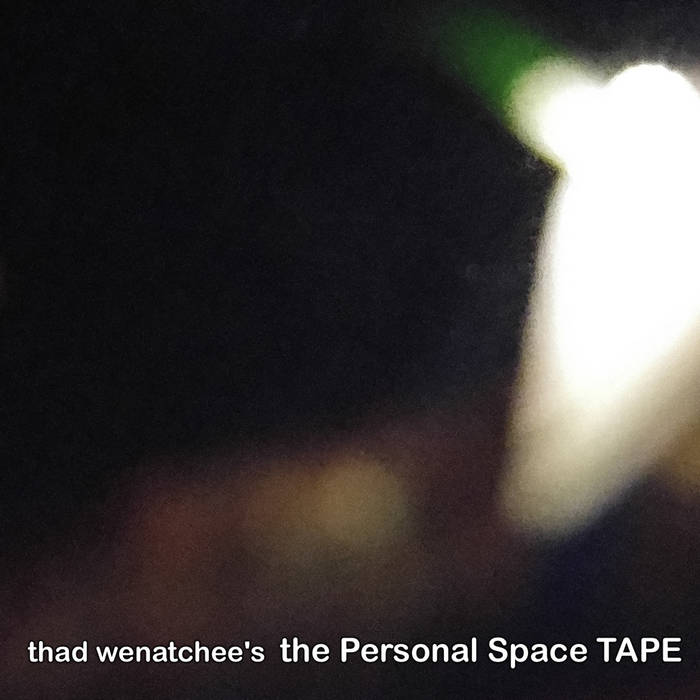 the Personal Space TAPE cover art
