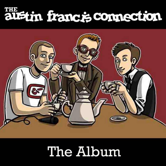 The Album cover art