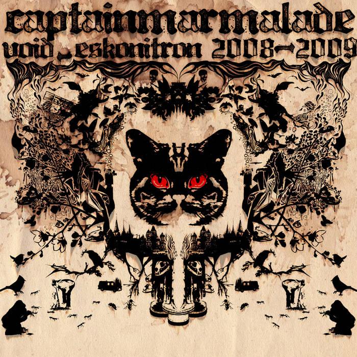 void_eskonitron 2008-2009 cover art