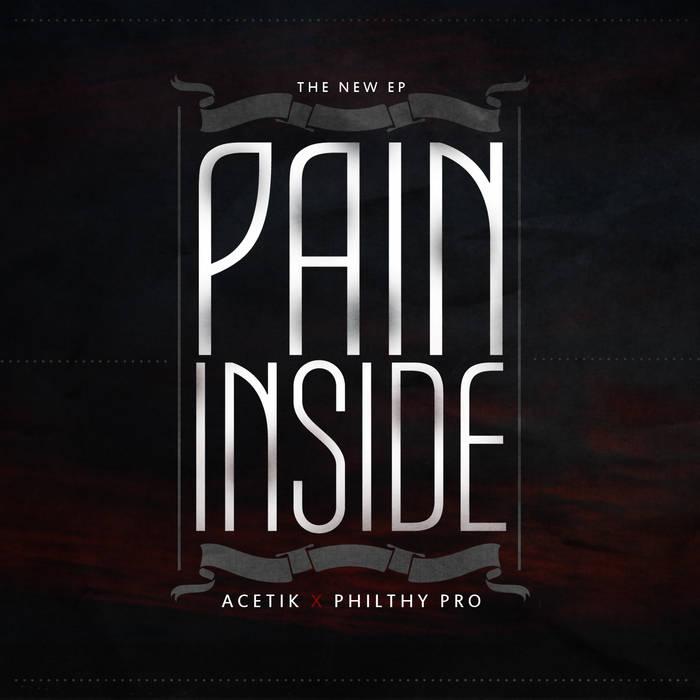 Pain Inside EP cover art