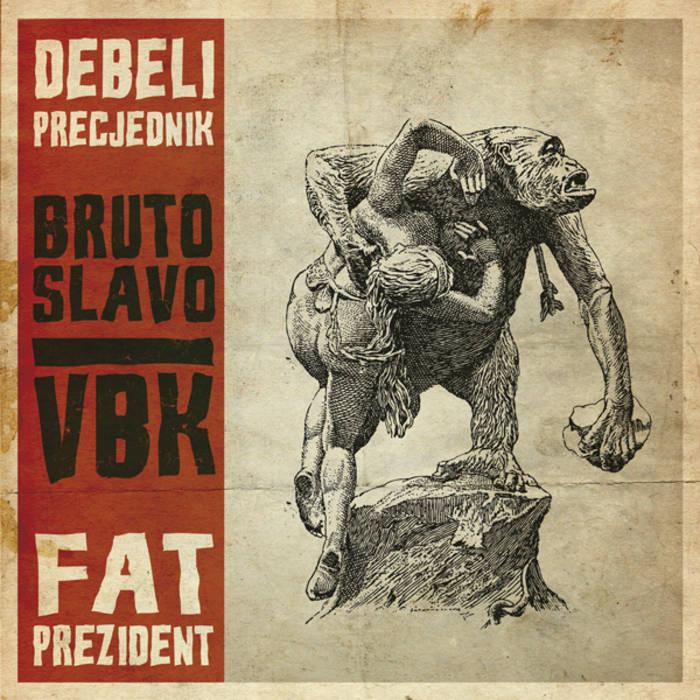 Bruto Slavo / VBK cover art