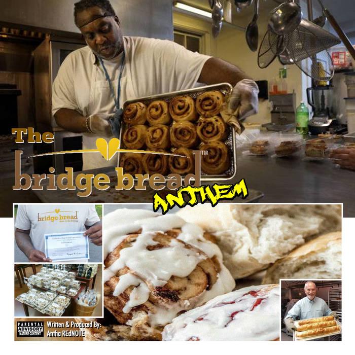 Bridge Bread Anthem - Antha REdNOTE cover art