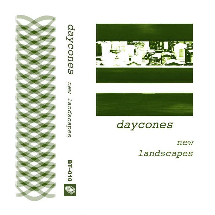 New Landscapes cover art
