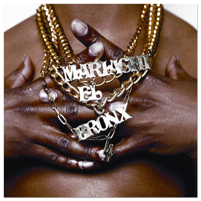 Mariachi El Bronx (II) cover art