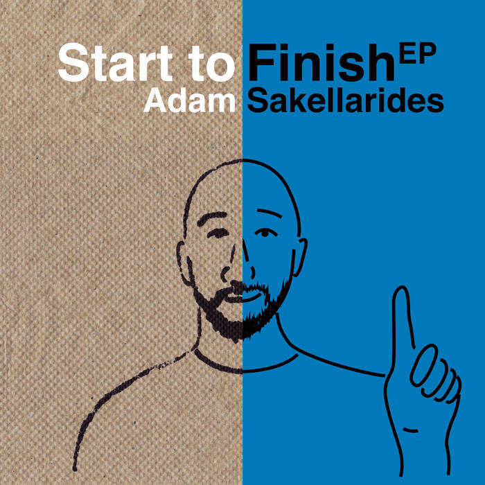 Start to Finish EP cover art
