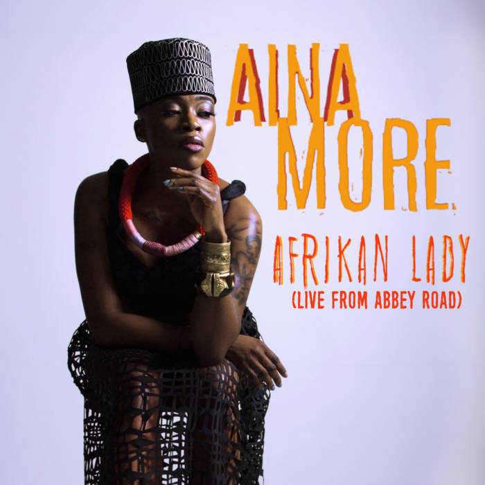 Arfikan Lady (Live at Abbey Road) cover art