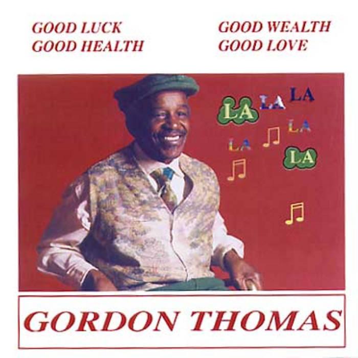 Good Luck, Good Health, Good Wealth, Good Love cover art