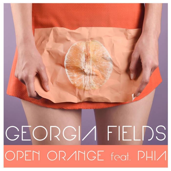 Open Orange (feat. Phia) cover art
