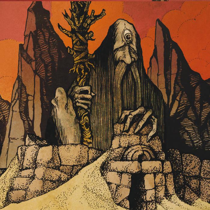 Conan - Mount Wrath: Live At Roadburn 2012 cover art