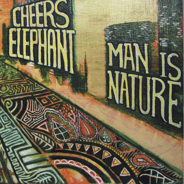 Man is Nature cover art