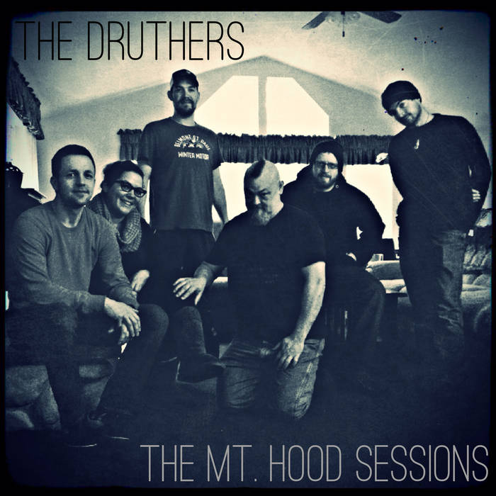 The Mt. Hood Sessions cover art