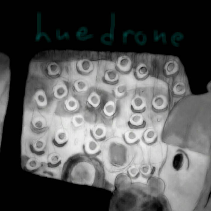 hue drone cover art