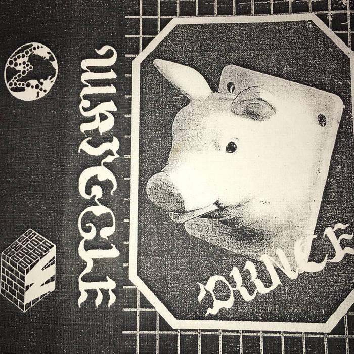 Dunce cover art