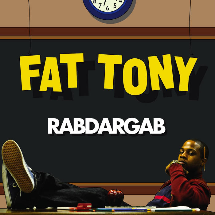 RABDARGAB cover art