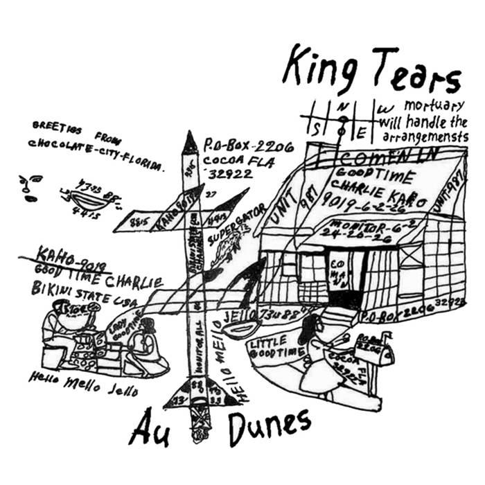 King Tears cover art