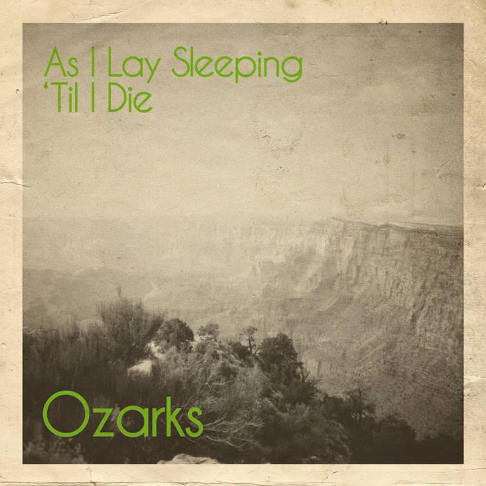 As I Lay Sleeping / 'Til I Die cover art