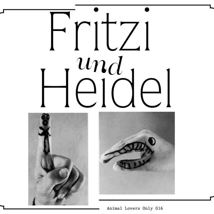 Fritzi und Heidel cover art