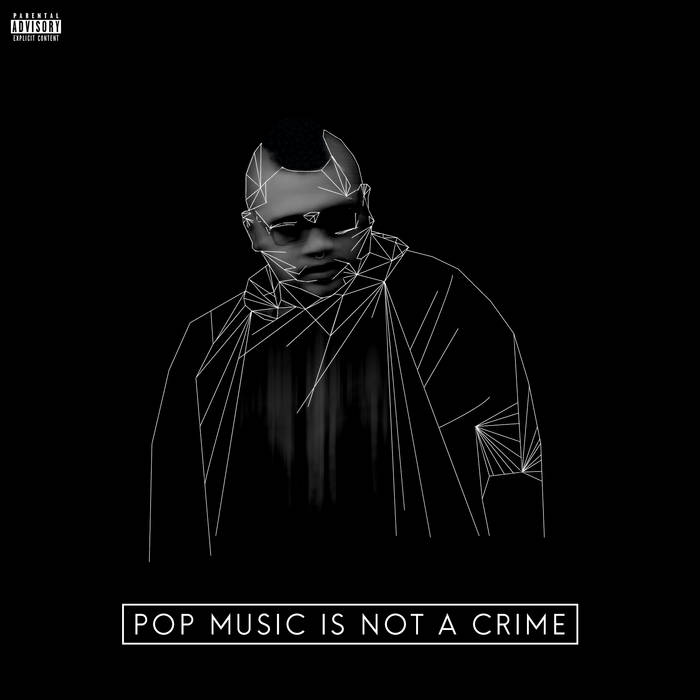 Pop Music Is Not A Crime cover art