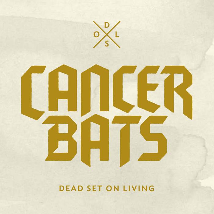 Dead Set On Living cover art