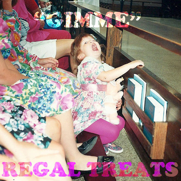 Gimme cover art