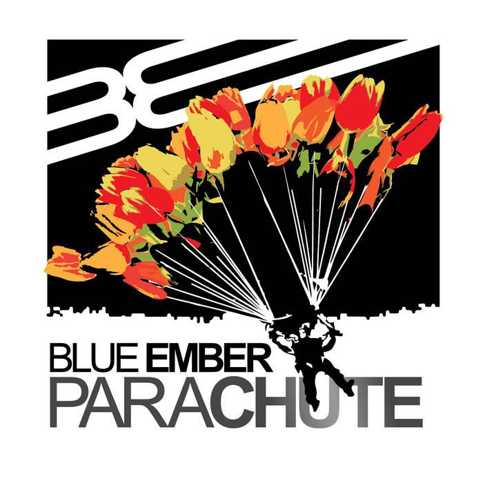 Parachute cover art