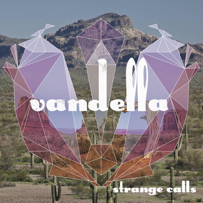 Strange Calls cover art