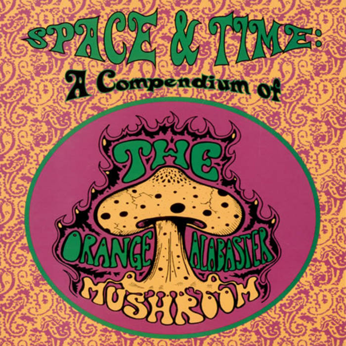 Space & Time: A Compendium of... cover art